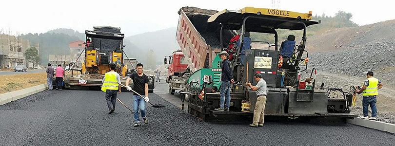 四种养护技术恢复沥青路面的功能