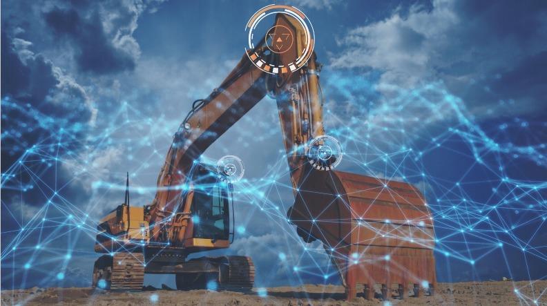 工程机械智能化与信息化是时代发展的必然趋势,还不接受者必将慢慢被淘汰!